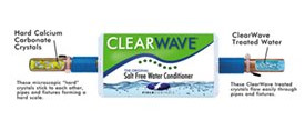 Clearwave CW-125 Salt Free Water Conditioner