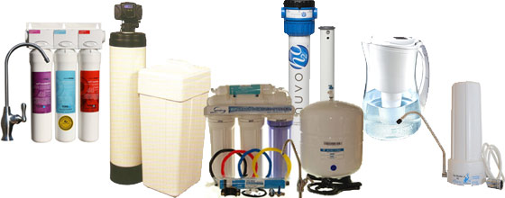 Water Purifier Comparison