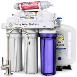 iSpring RCC7AK 6-Stage Water Filter