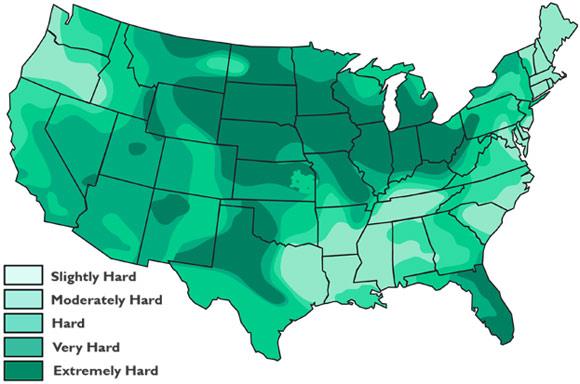 water hardness map 2