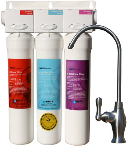 Watts Premier 531130 Filter-Pure UF-3 Water Filtration System